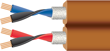 Wireworld Nano-Eclipse Mini-Jack Cable cutaway, best, high-end, audiophile, portable, 3.5mm